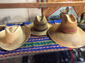Hats and purses