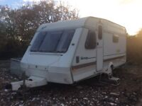 Ace Harmoney 4 berth with awning