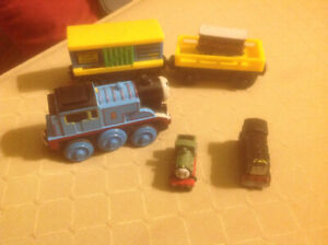 Trains, Cases and Whistles