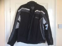 Summer motorcycle suit, air-spin. £45