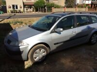 Renault Megan 1.5D (spares or repair)