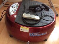Vibrating plate