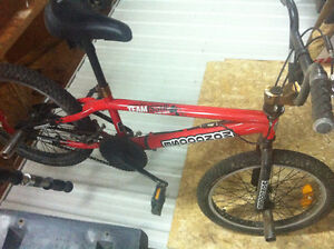 Mongoose Team Issue BMX
