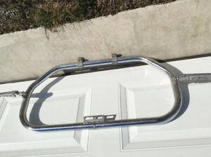 Honda cb750 CRASH BAR