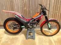 Trials Motorbike