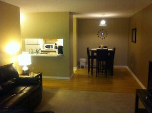 AVAILABLE NOW.  CLAREVIEW LRT – FULLY FURNISHED 2 BEDROOM