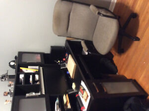 Desk & Chair for Sale- Moving Sale - No longer needed