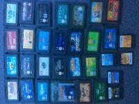 Nintendo ds spares or repair & games