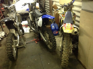Buying all dirtbikes will pay 0-2000$