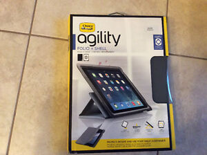 Brand new otterbox agility folio/case and shell for ipad air