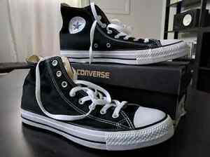 Brand-new Converse All Star High Top Black - Size 11