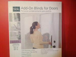 ODL 22 x64 Add-on Door Blind