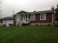 Maison à louer ou à vendre