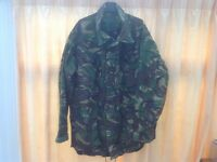 British Army Jacket XL
