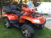 ATV for sale, barely used