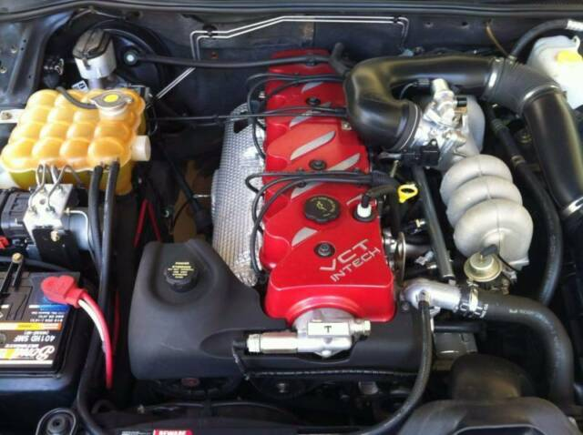 Ford Falcon Au Xr6 Tickford Vct Intech Motor Vgc Engine
