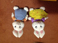 Toddler toys and stuffies includes max and ruby