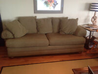 2 great couches and 1 loveseat