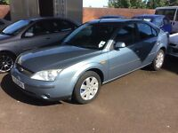 2001 Ford Mondeo 1.8 LX-December 16 mot-service history-drives very well