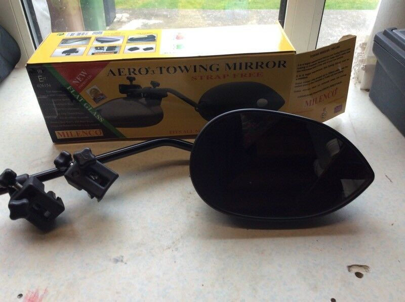 MILENCO AREO TOWING MIRROR