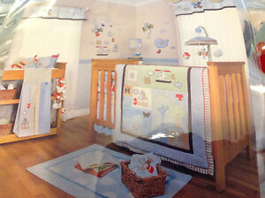 Casey's ABC Crib Bedding Set London Ontario image 1