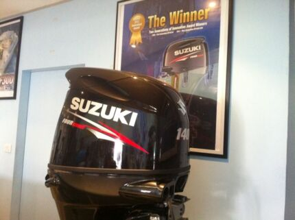 New Suzuki Outboards at COST + $1 Campbelltown Campbelltown Area Preview