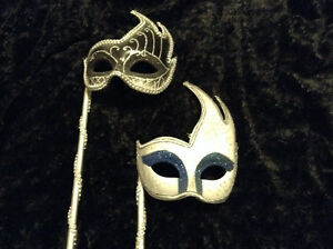 Masquerade Masks -still available as of april