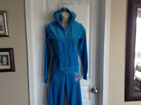 Women's New Juicy Track Suit size Small