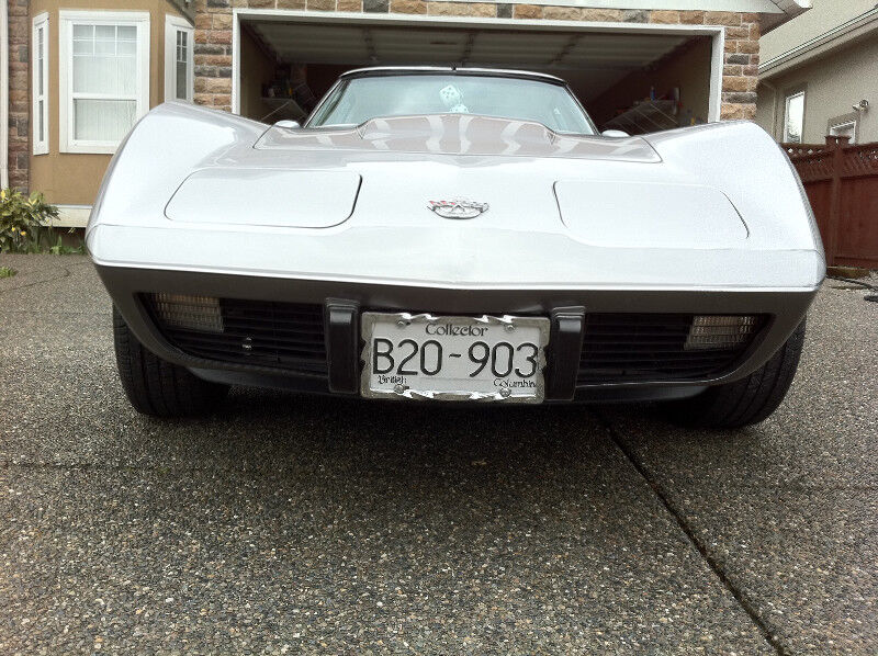 Wanted 1978 Chevrolet Corvette 25th Anniversary Classic Cars