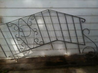 Wrought Iron Stair Railing - Priced to Sell