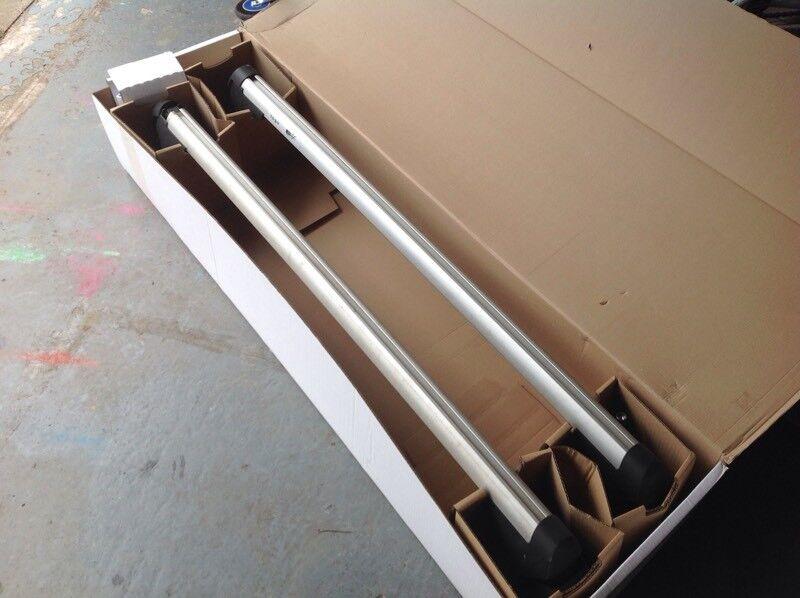 Audi A6 original roof bars