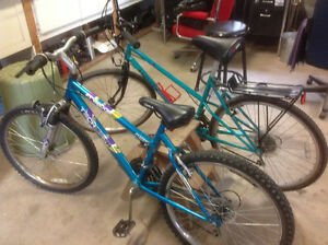 Great value great condition bikes
