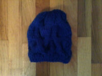 Cable Knitted Toques