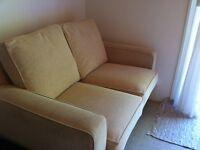 Sofa bed with memory foam matress