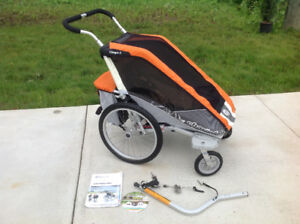 Chariot Cougar 1 (Thule ) comme neuf