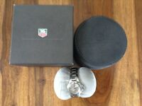 TAG Heuer genuine ladies Kirium watch with New TAG battery just fitted
