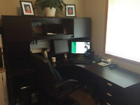 Your office in my home!