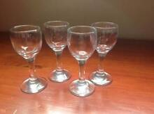 port and sherry glasses Randwick Eastern Suburbs Preview