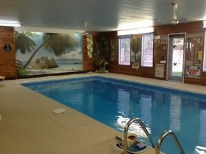 Executive Home w indoor swimming pool