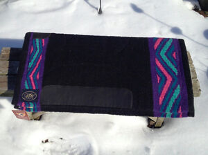 New Western Saddle Pad