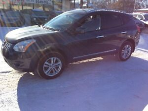 2013 Nissan Rogue S AWD YOU WERE APPROVED YESTERDAY DONT DELAY