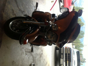 2008 Harley Davidson 105 anniversary edition for sale