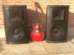 Speakers Mackie S500