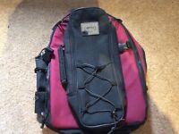 Jupiter Rucksack with removable flute bag