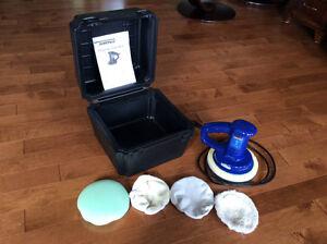 """Simoniz 8"""" Random orbital polisher waxer"""