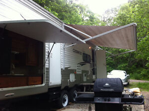 Beautiful Forest River 'Cherokee' 30 ft.Trailer