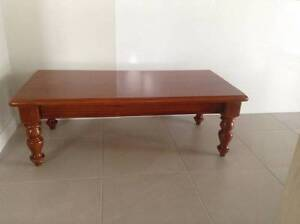 COFFEE TABLE AND LAMP TABLE Caves Beach Lake Macquarie Area Preview