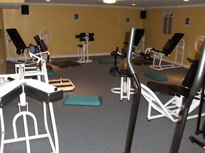 Fitness Equipment!