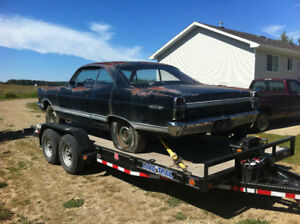 1967 FAIRLANE 500 & 1966, 67 FAIRLANE PARTS & 1963 FORD GALAXIE