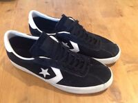 Men's Converse Black Star trainers, size 9. Only worn a handful of times, really good condition.